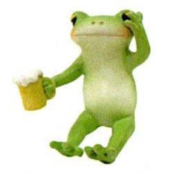 画像1: Copeau ほろよいのカエル