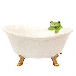 画像1: Copeau お風呂を待つカエル