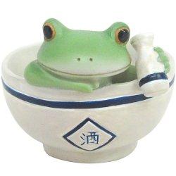 画像1: Copeau 日本酒カエル