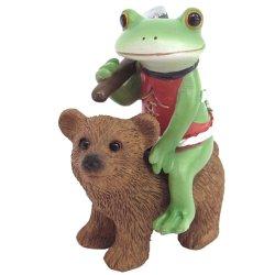 画像1: Copeau 金タロウカエルと熊