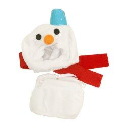画像2: ドールウェア 雪だるまS