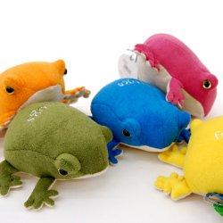画像1: コロコロfrogsぬいぐるみ