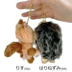 画像3: ピクルス 変身動物 マスコット りす