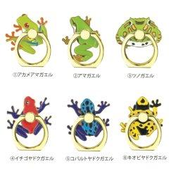 画像1: Frog スマホリング